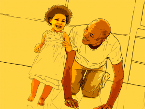 father-and-daughter-print-300x226